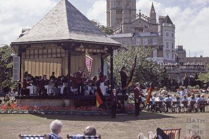 Parade Gardens, June 1979
