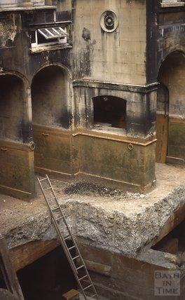 The Kings Bath, Bath, Nov 1979