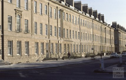 Great Pulteney Street, June 1980
