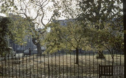 Queen Square, Oct 1980