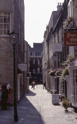 North Parade Passage, Oct 1982