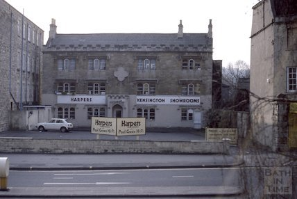 Harpers, York Place, London Road, March 1983