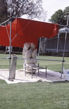 Royal Victoria Park sculptures, June 1985