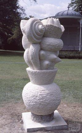 Royal Victoria Park sculptures, June 1985