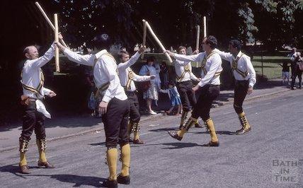 Bath Pageant, June 1985