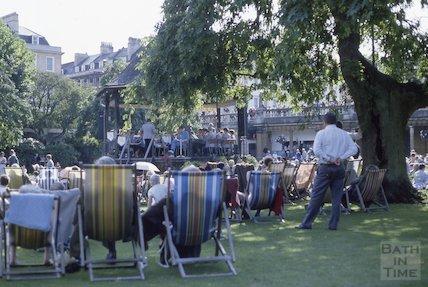 Parade Gardens, Sept 1986