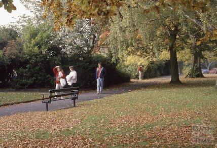 Royal Victoria Park, Oct 1988