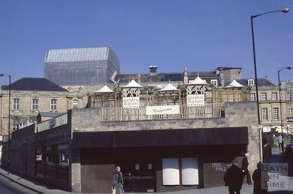 Chemies nightclub, Seven Dials, 1990
