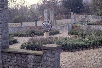 Hilliard's Garden, Batheaston, 1991