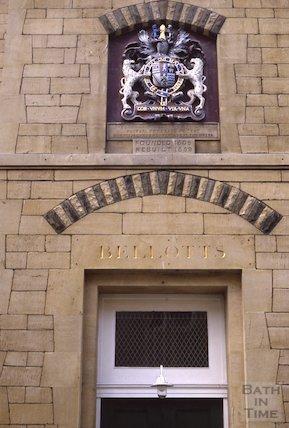 Bellott's Hospital, Beau Street, 1991