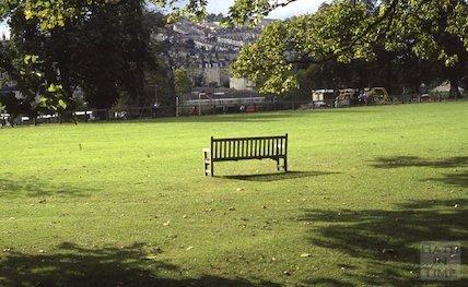 Alice Park, Lambridge, 1991