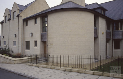 New Magistrate's Court, Pulteney Road, 1991