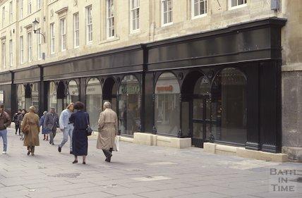 Union Street, 1991