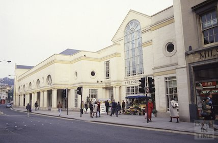 The Podium Centre, Northgate Street, Bath, 1991