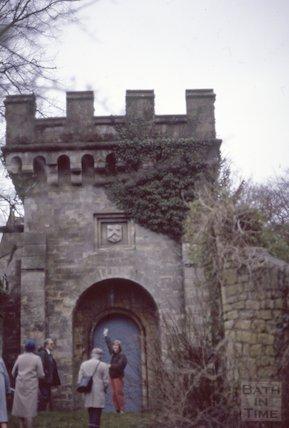 Beckford's Gate, Lansdown, 1992