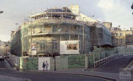 Seven Dials redevelopment, 1992