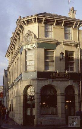 Mulligan's Pub, Westgate Street, 1992