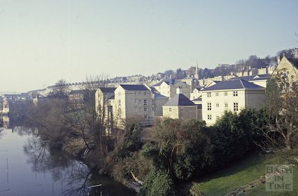 Walcot Gate development, 1992