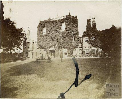 Chapel House, All Saints Chapel, Lansdown, Bath c.1880s