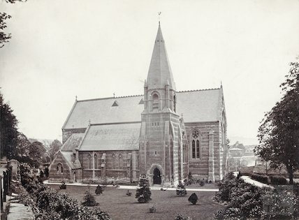 St. John's Church, Bathwick, c.1890