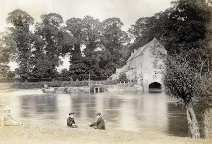 Bathampton Mill, c.1890