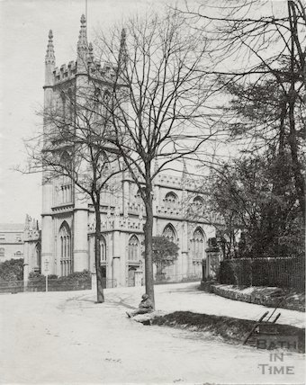 St. Mary's Church, Bathwick c.1895