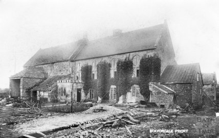 Stavordale Priory, near Wincanton, Somerset c.1900