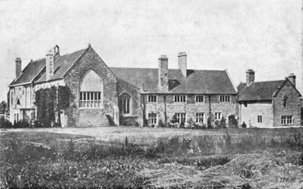 Stavordale Priory, near Wincanton, Somerset pre 1914