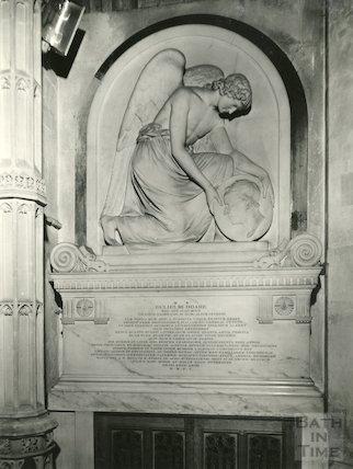 William Hoare memorial Bath Abbey c.1900