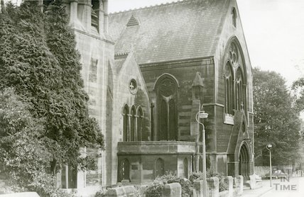 St. John's Church, St Johns Road, Bath 1969