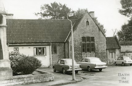 Church Hall St. John's Road, Bath 1969