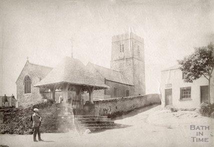 St Mary Magdalene Church, Mortehoe, North Devon, c.1880