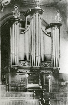 St. James' Church organ