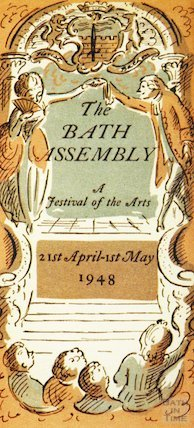Bath Festival Poster 1948