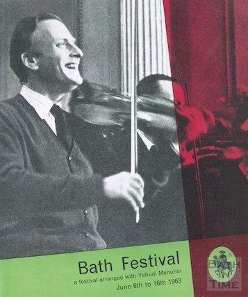Bath Festival Poster 1963