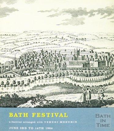 Bath Festival Poster 1964