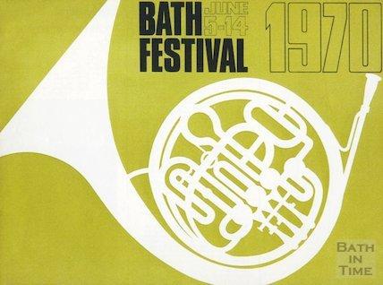 Bath Festival Poster 1970