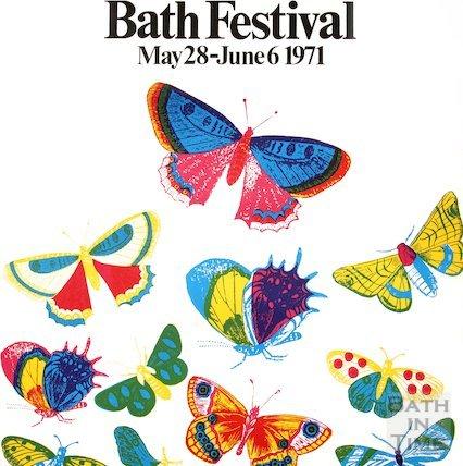 Bath Festival Poster 1971