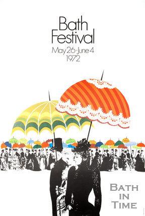 Bath Festival Poster 1972
