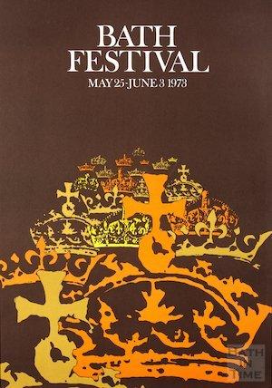 Bath Festival Poster 1973