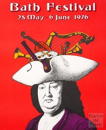 Bath Festival Poster 1976