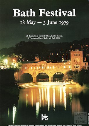 Bath Festival Poster 1979