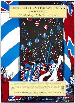 Bath Festival Poster 1992