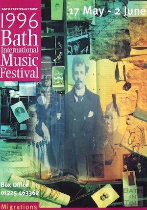 Bath Festival Poster 1996