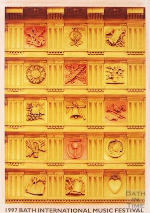 Bath Festival Poster 1997