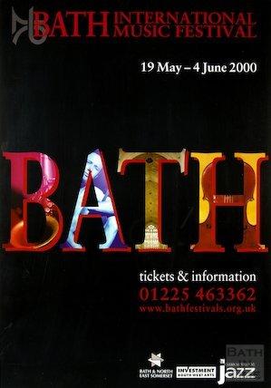 Bath Festival Poster 2000