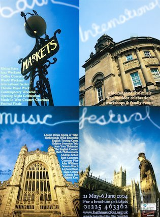 Bath Festival Poster 2004