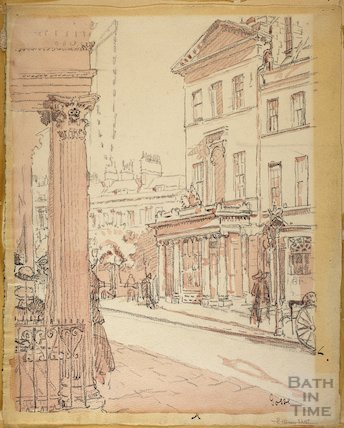 Argyle Street, Bath c.1916