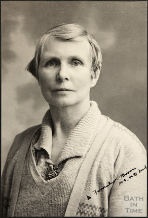 Portrait of MissMaud F. Forrester-Brown M.S. F.R.C.S. (1885-1970), the first female orthopaedic surgeon in Britain