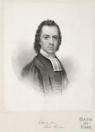 Engraving Alfred Vaughan